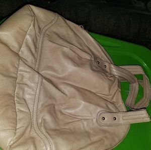 H&M soft pink purse